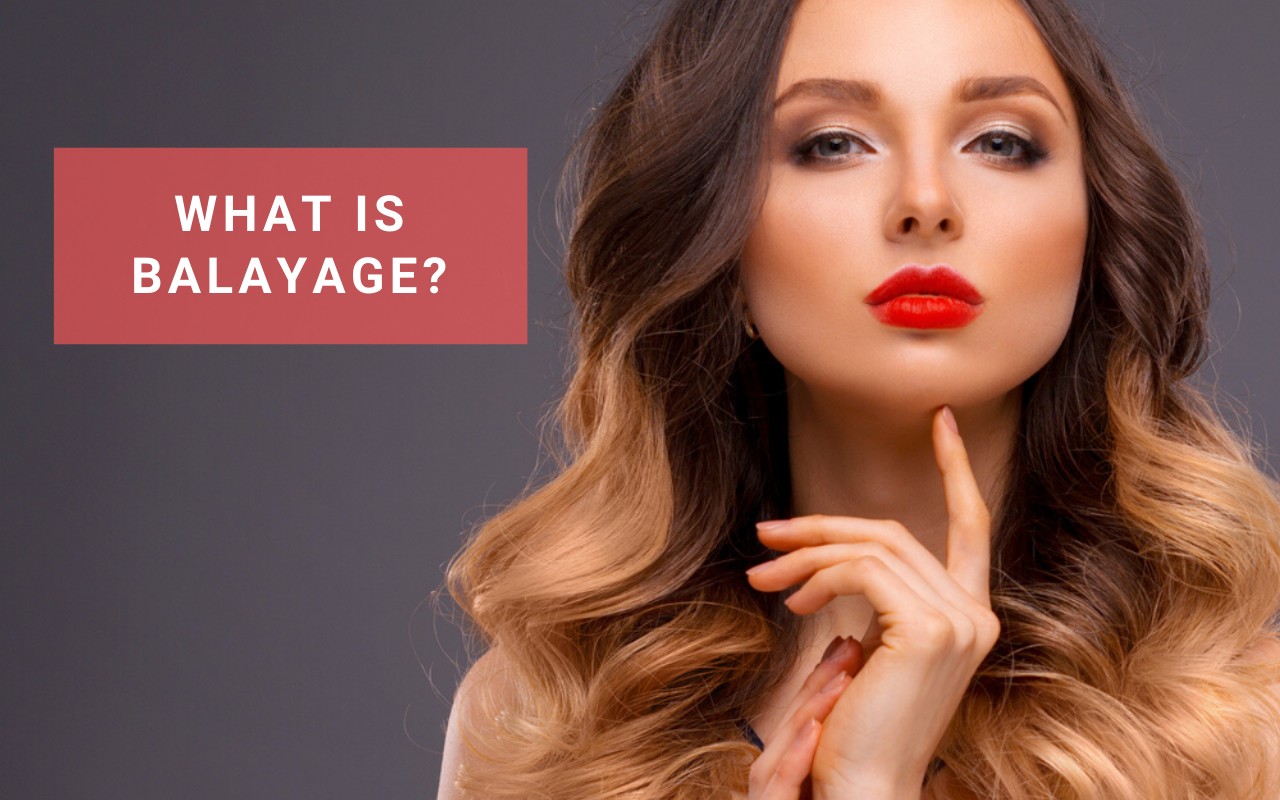 What is balayage
