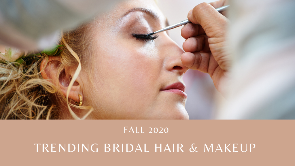 wedding hair and makeup near me