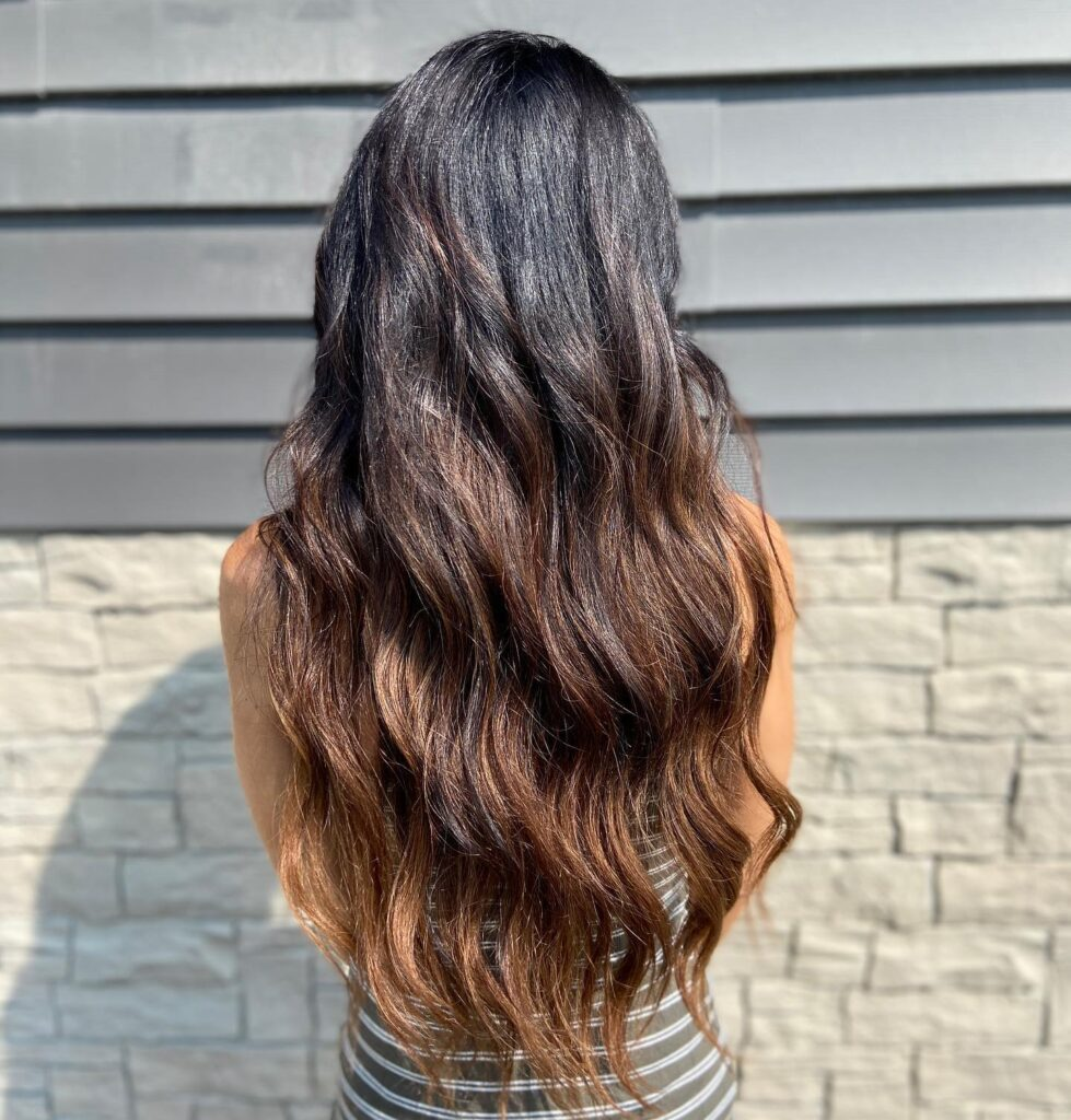 Hand tied extensions near me